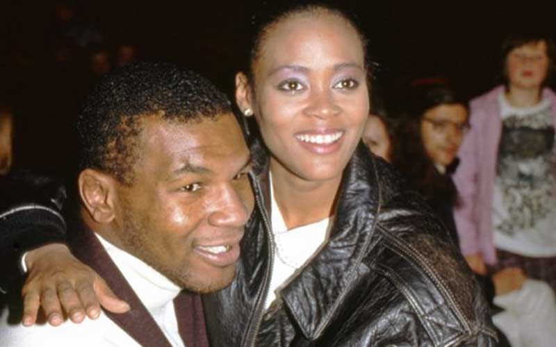 Mike Tyson used his baby's urine to pass drug tests in heavyweight prime