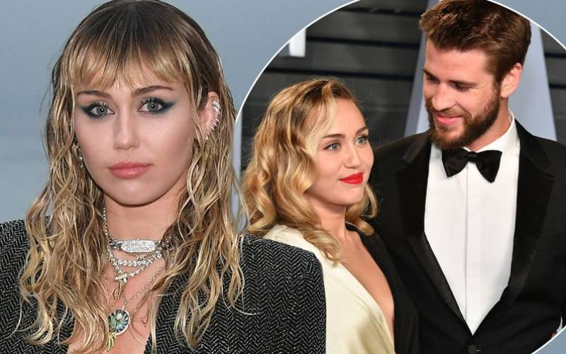 Miley Cyrus makes savage dig at Liam Hemsworth marriage