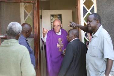 Murder most foul: Shock as Catholic Church guard is hacked to death in Kisumu