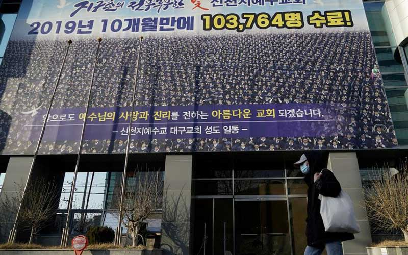 Murder probe sought for South Korea sect at center of coronavirus outbreak