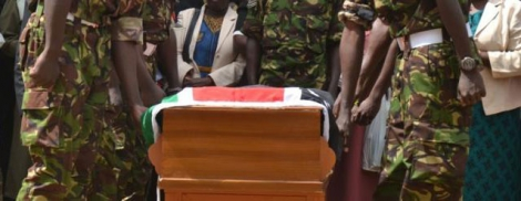 My man in Somalia: Cry of woman who was to wed fallen soldier tomorrow