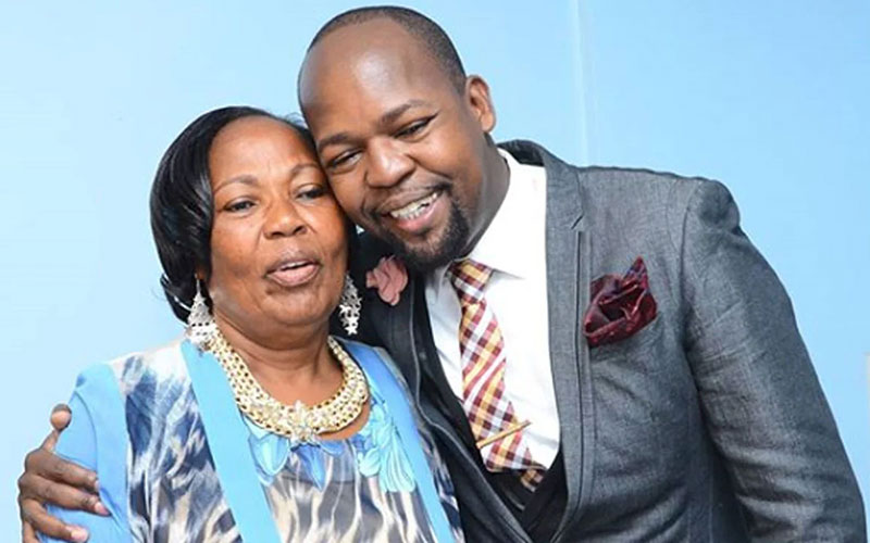 Na wife? Alex Mwakideu explains why he only trusted his late mother