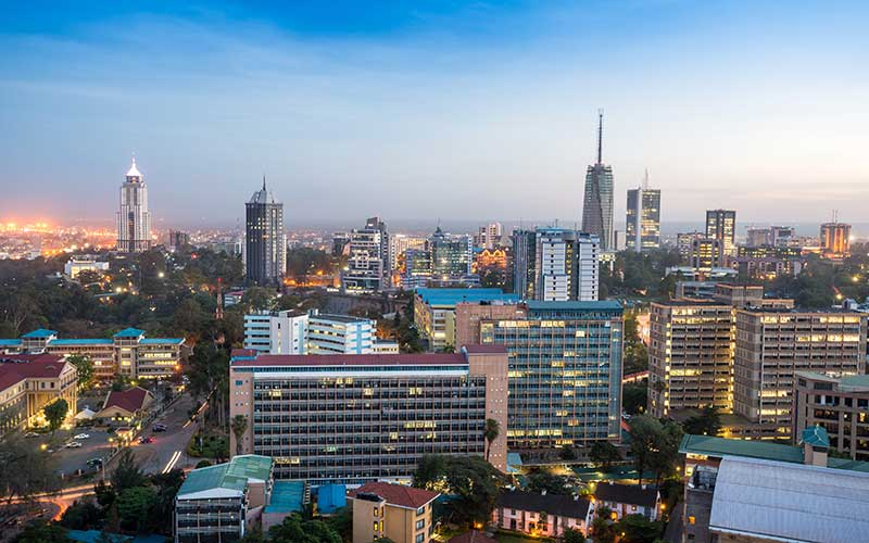 Nairobi is the most expensive to live in East Africa