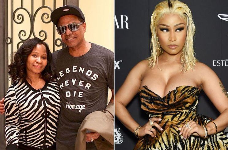 Nicki Minaj's dad Robert Maraj dead after being stuck by car in hit-and-run