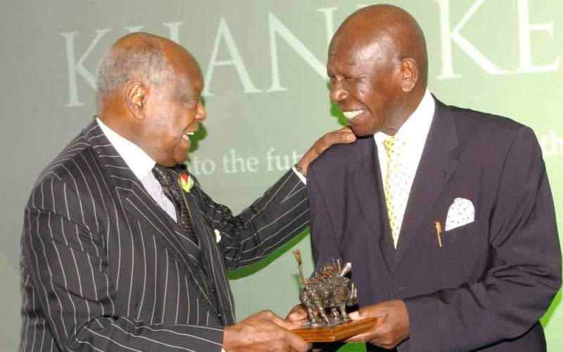 Njonjo, Moody Awori: Why these wazee are still up and running