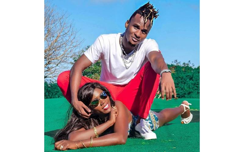 Akothee's advice to upcoming singer Harun Deey concerning fame