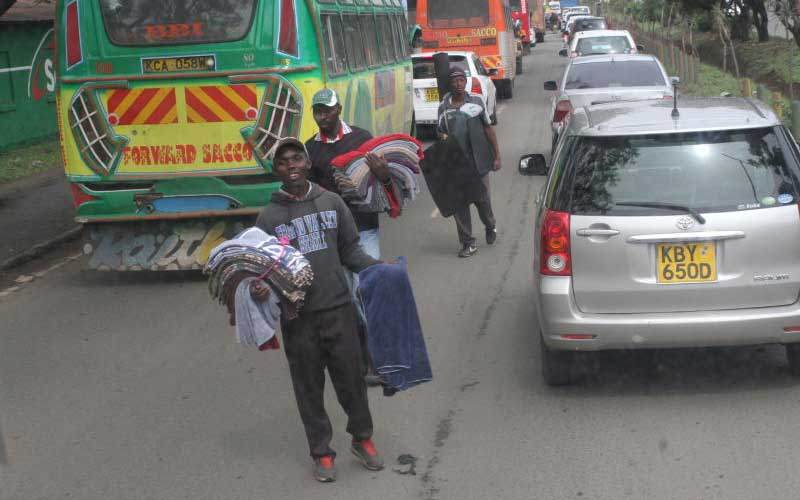 No more hawkers, preachers allowed in matatus