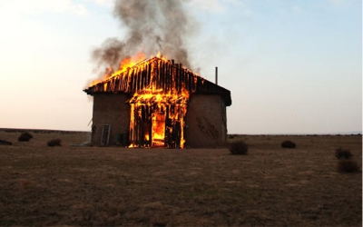 On fire: man torches parents' house for rejecting his wife-to-be