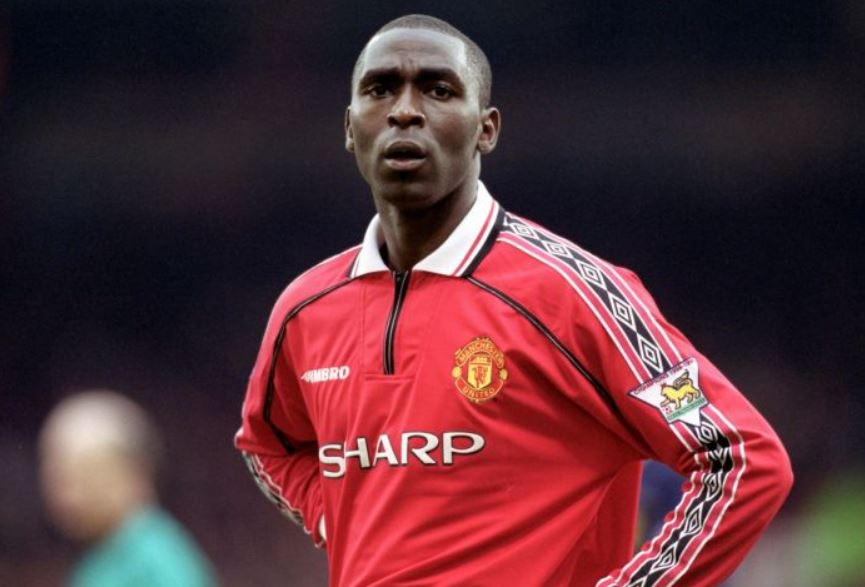One on one with Man United legend Andy Cole