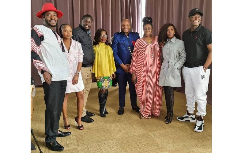 Papa Shirandula's cast celebrate his life and legacy with touching tributes
