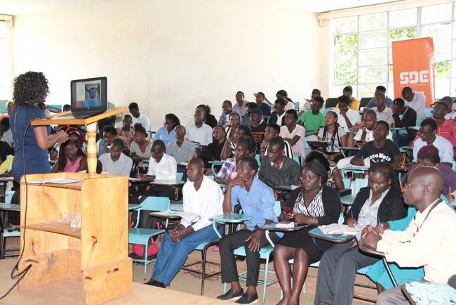 Masinde Muliro University Campus Talk