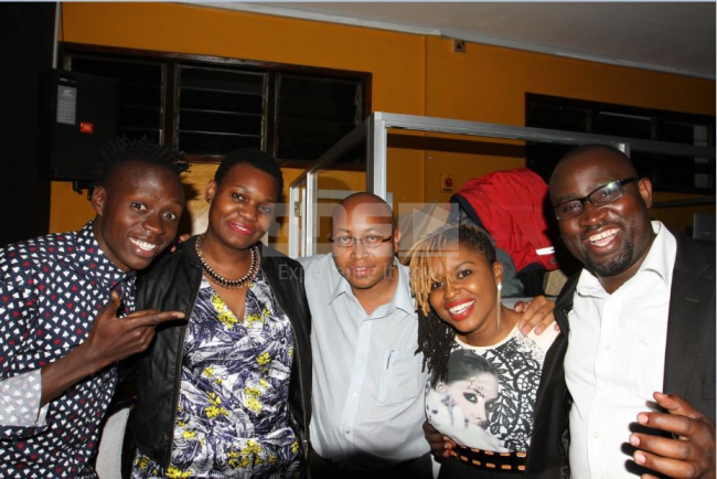 Mwende Macharia's Birthday at Club Asylum