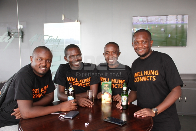 Well Hung Convicts emerges top