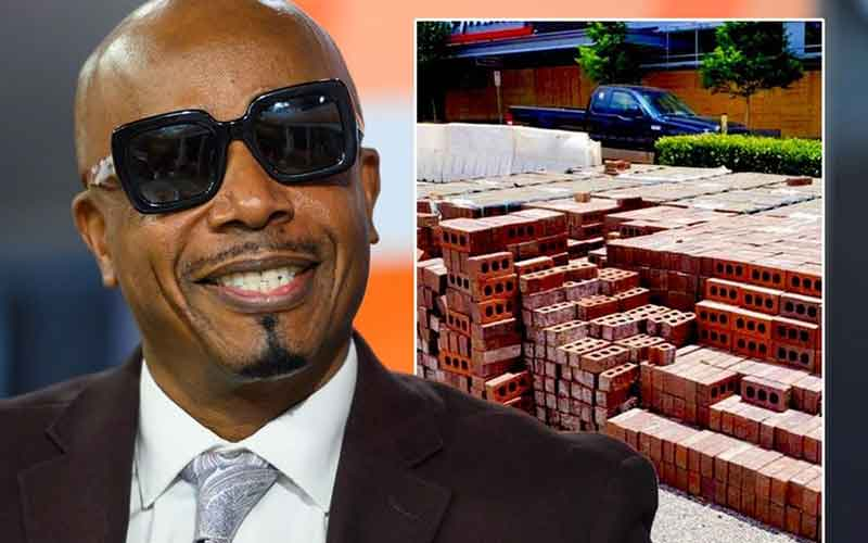 Rapper MC Hammer warns Black Lives Matter protesters not to pick conveniently placed bricks