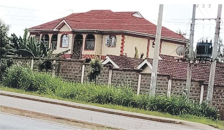 Revealed: The magnificent, empty houses of Thome estate