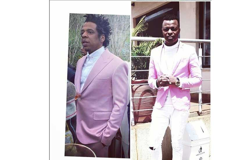 Ringtone trolled over 'Jay-Z' suit