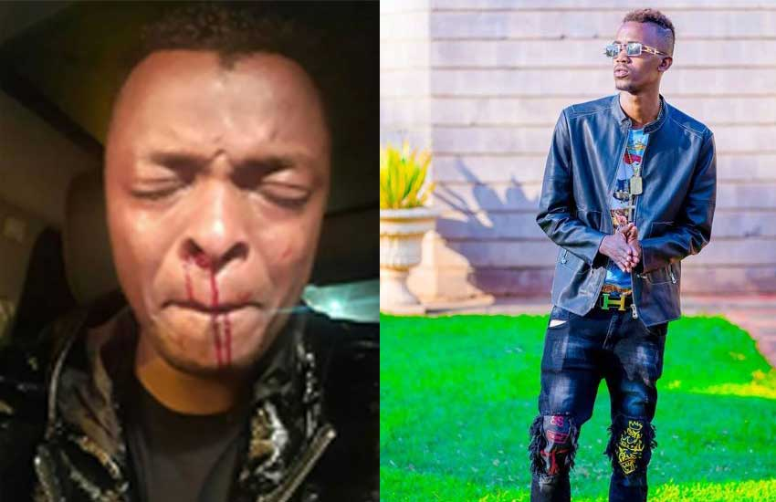 Vichaa ni wengi : Ringtone responds to Weezdom's claims he was beaten up