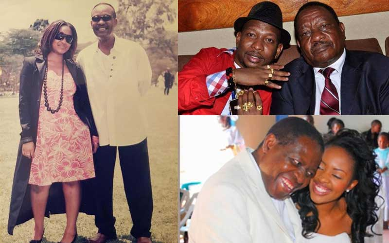 RIP: Six Kenyan celebrities who've lost their dads