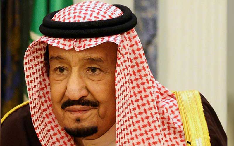 Saudi King Salman, 84, admitted to hospital
