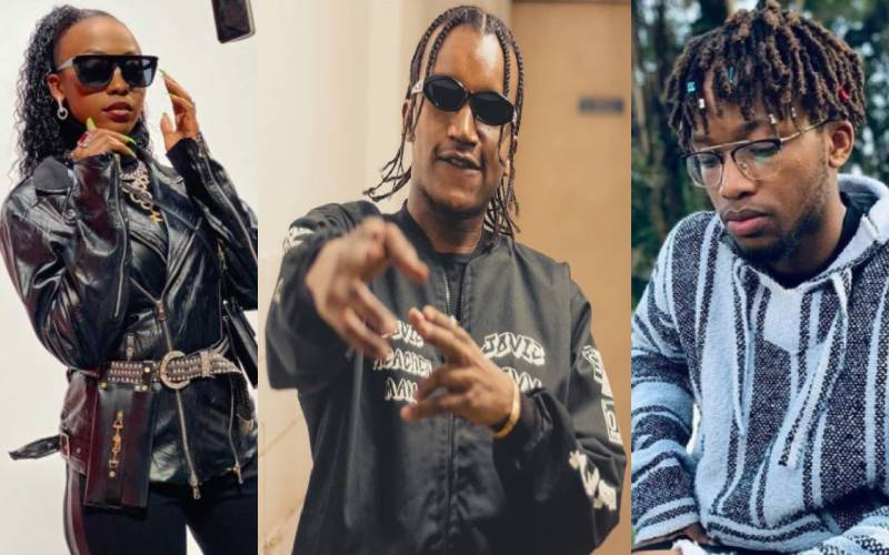 Seven upcoming artists taking over the Kenyan hip hop