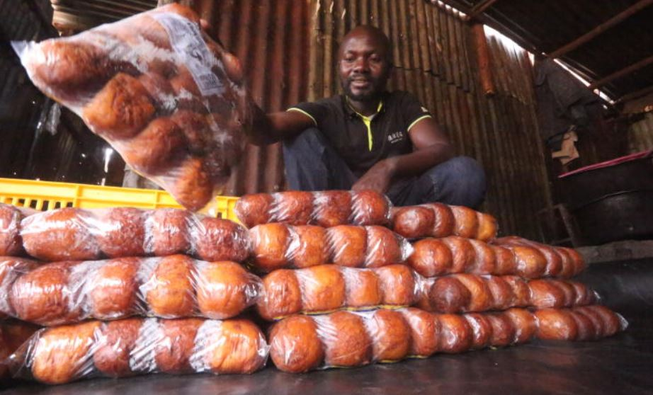 Sick and jobless, man bakes his way to success