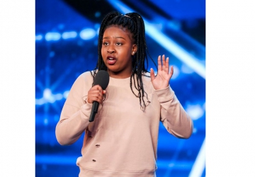 Simon Cowell's golden buzzer! 15-year-old Kenyan girl wows in spectacular Britain's Got Talent performance