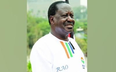 Someone needs to tell Raila, winning the vote isn't winning the presidency