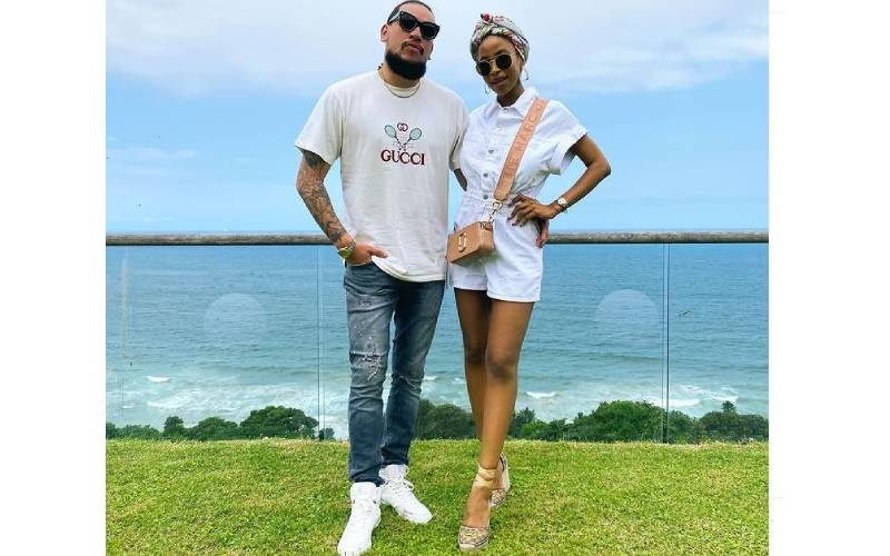 South African rapper AKA's fiancée Anele Tembe dies after falling off a five-star hotel building