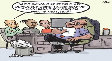 Stomach politics: Blame high cost of unga on ignorance
