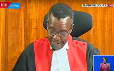 Supreme Court upholds Uhuru Kenyatta's win, demerits petitions