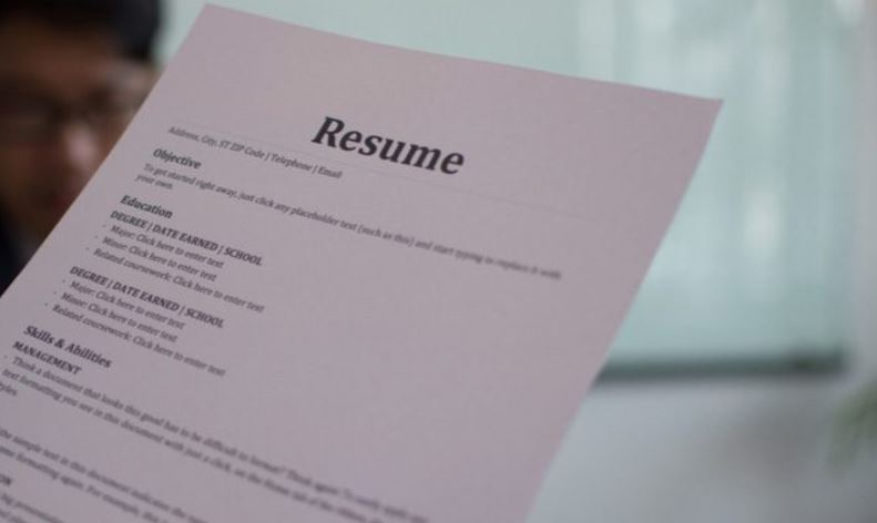 Ten great CV and interview tips to help you apply for and get a new job