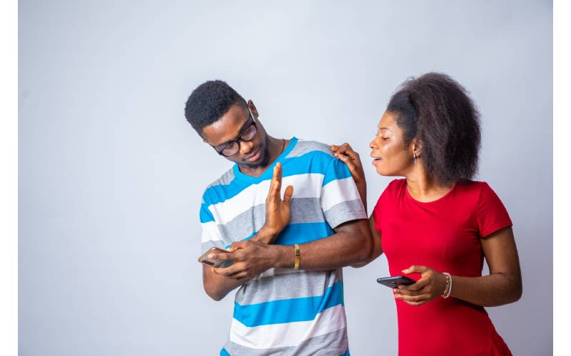 Ten reasons why your spouse snoops through your phone