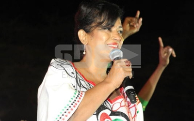 The little favour Raila Odinga asked from Esther Passaris