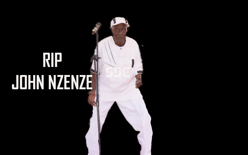 The story of John Nzenze, Kenya's last Twist legend