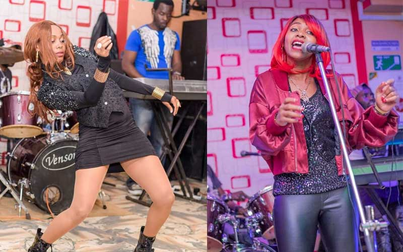 The story of singer Lady Tasha, Kanda King's wife