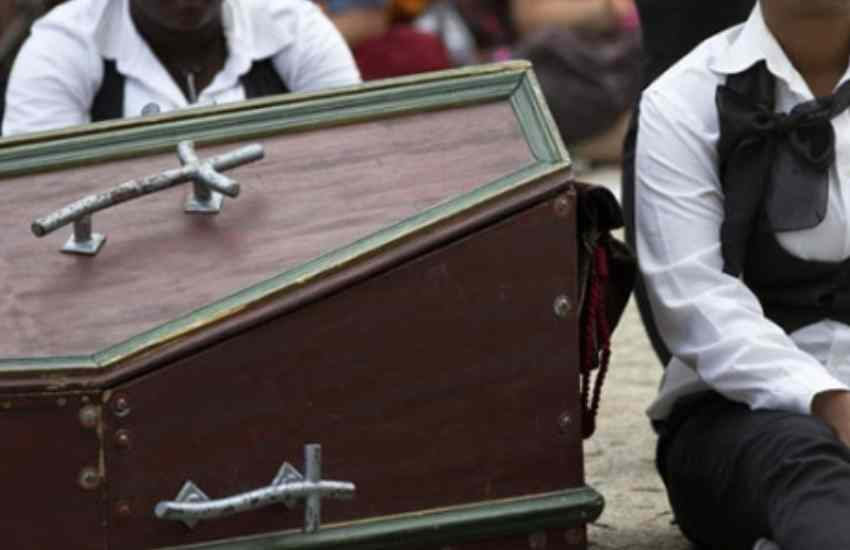 The weird casualness that marks Kikuyu funerals