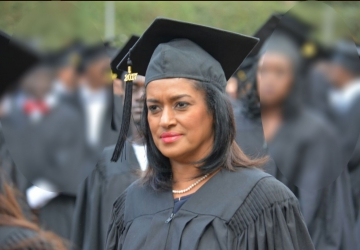 How Esther Passaris achieved her dream of graduating from USIU