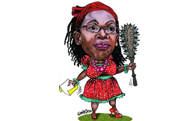 This woman, Stella Nyanzi: A freak in public and a lady in private?