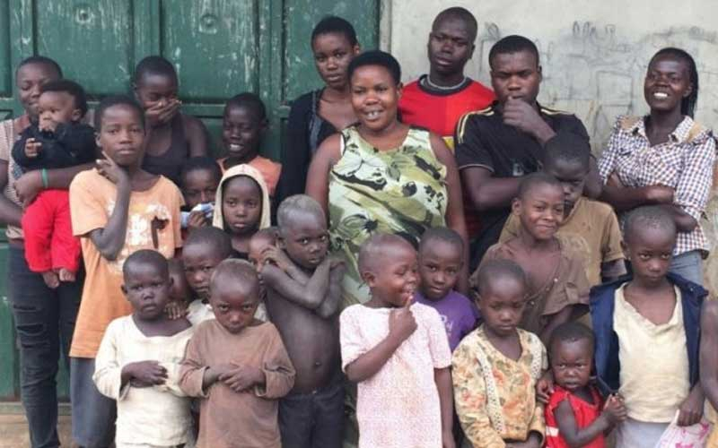 40-year-old Ugandan woman dubbed most fertile with 44 kids