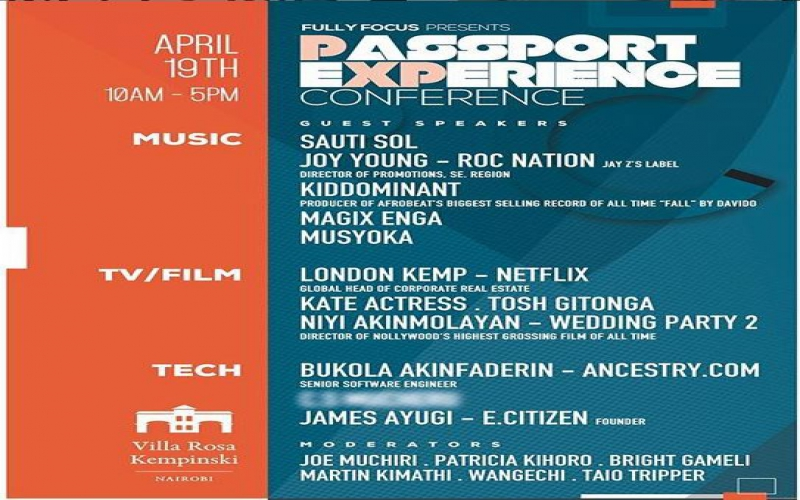 Are you a creative? Passport Experience conference set for Kempinski