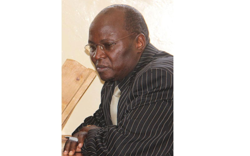 Assa Nyakundi: City lawyer shoots son dead