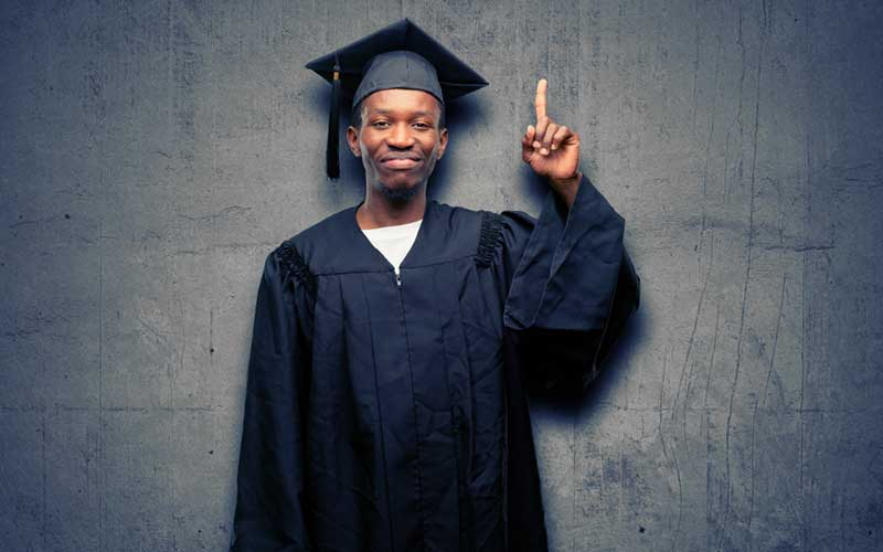 Baptism by fire: Letter to fresh graduands