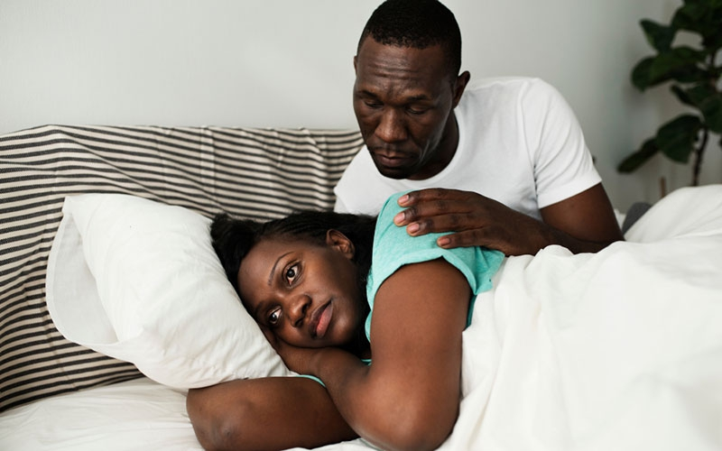 Bedroom bullies: When spouse denies partner conjugal rights