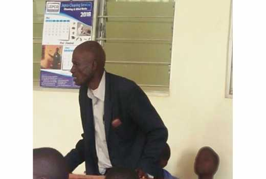 Busia chief charged with beating female teacher over boundary dispute