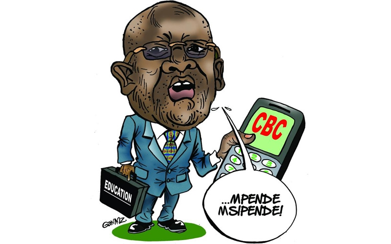 Bwana Magoha, national exams for Class 3 pupils? What a mess!