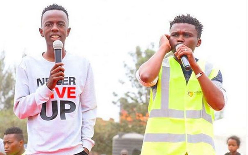 Chipukeezy quits Ebru TV after his show is termed 'ghetto'