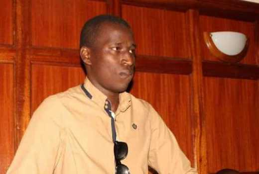 Controversial blogger Cyprian Nyakundi arrested at Milimani Law Courts