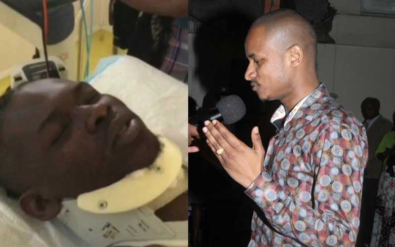 DJ Evolve to undergo second surgery as Babu Owino is expected in court