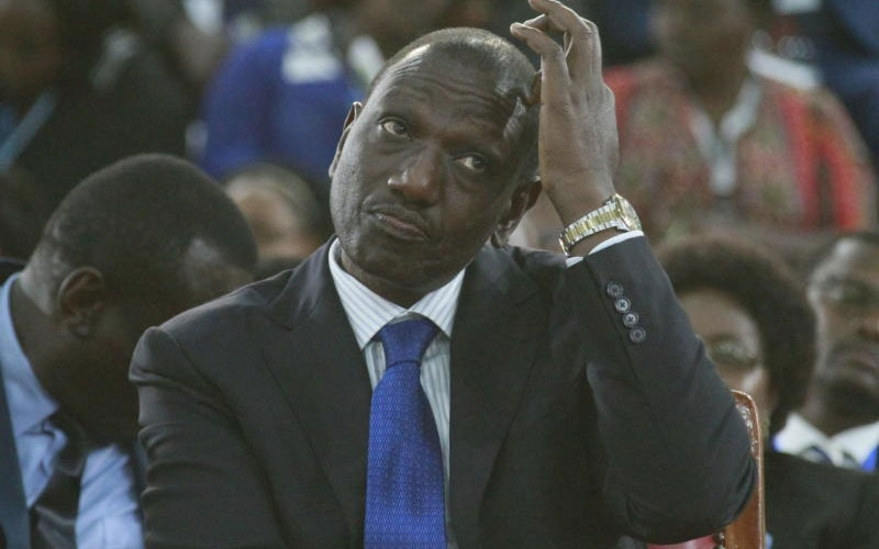 DP Ruto should prepare for nasty fight, it's getting dirty
