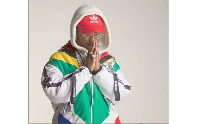 SA rapper Emtee encourages women to earn their own money